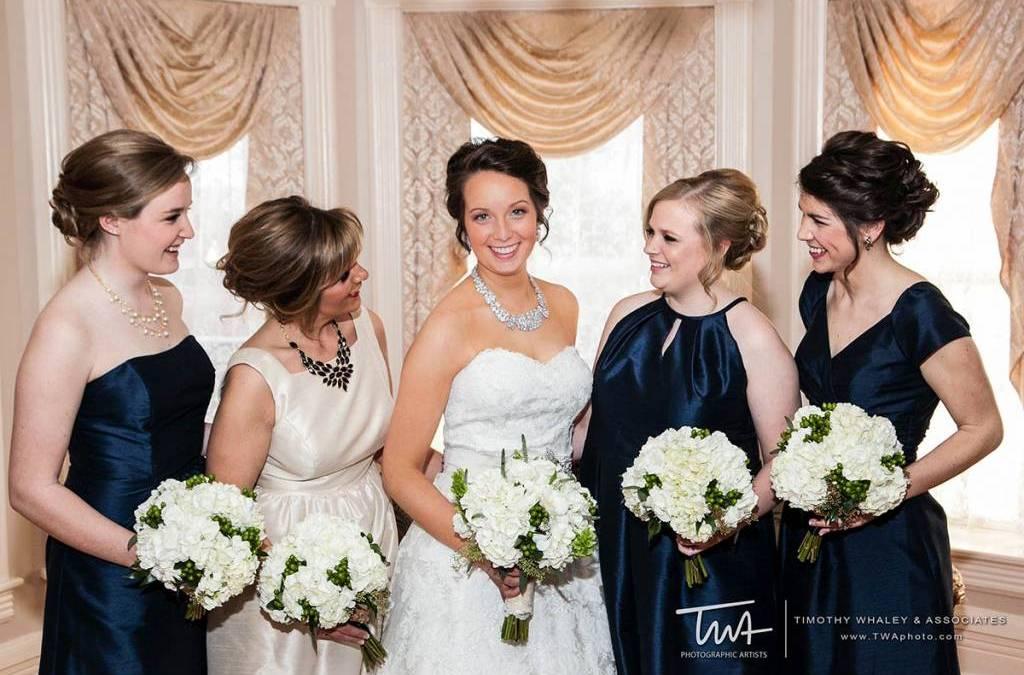 The Four Bridesmaids Every Bride Needs