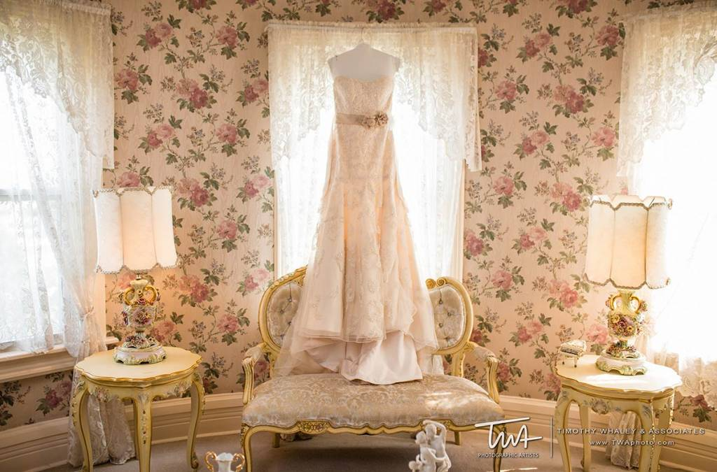 luxury wedding venues with bridal party changing suite