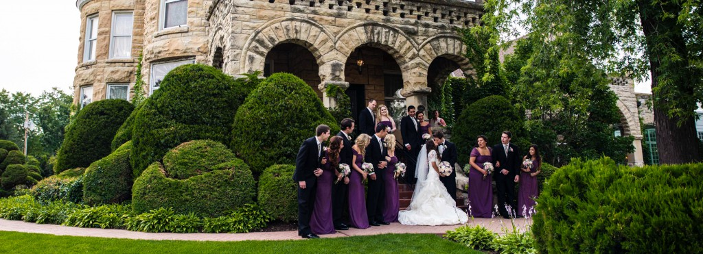 places to have an outside wedding in Joliet